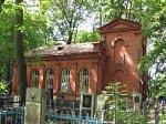 Могилев, кладбище католическое:  часовня-усыпальница Сеножатских, 1904 г.