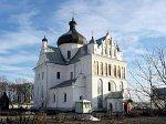 Могилев, монастырь Никольский:  церковь св. Николая, 1669-72 гг.
