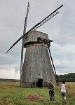 Мольча, ветряная мельница (дерев.), 1883 г.