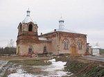 Монастырь, церковь Троицкая, 1890-96 гг.