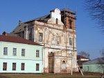 Мстиславль, монастырь иезуитов:    костел св. Михаила Архангела, 1730-39 гг…
