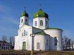 Мстиславль, церковь св. Александра Невского, 1727 г. (1729?), 1870 г.