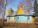 Некасецк, церковь Троицкая (дерев.), 1926 г.