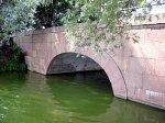 Несвиж, дворцово-парковый ансамбль:  парки: мосты арочные