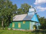 Нивники, церковь старообрядческая Успенская (дерев.), 1906 г.