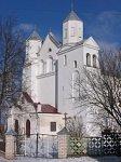 Новогрудок, монастырь  правосл.:  церковь Борисоглебская, 1519 г…