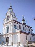 Новогрудок, монастырь  францисканцев:  церковь св. Николая, до 1780 г…