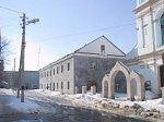 Новогрудок, монастырь  францисканцев: жилой корпус, около 1780 г.
