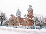 Ольшаны, церковь св. Параскевы Пятницы, 1997 г.
