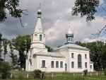 Оранчицы, церковь Крестовоздвиженская, 1914 г.