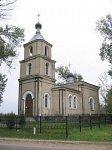 Ореховно (Ушачский р-н), церковь св. Параскевы Пятницы, 1884 г.