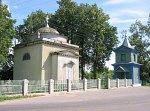 Ореховск, церковь Троицкая (дерев.), 1832-38 гг.