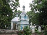 Орля, церковь Покровская, 1866 г.