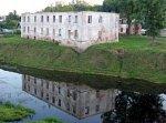 Орша, монастырь базилиан: жилой корпус, 1758-74 гг.