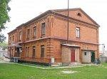 Осиповичи, железнодорожная станция: административный корпус, кон. XIX-нач. XX вв.