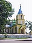 Острына, церковь Спасо-Преображенская, 1865 г.?