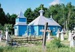 Овсемирово, церковь св. Михаила Архангела (дерев.), XIX в.
