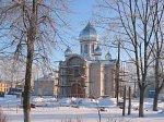 Петковичи, церковь Троицкая, после 1990 г.