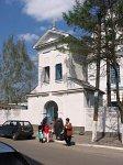 Пинск, монастырь бернардинцев: колокольня, кон. XIX в.