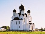 Пинск, собор св. Феодора, 1990-е гг.
