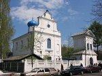 Пинск, монастырь бернардинцев:  собор св. Варвары, 1786-87 гг…