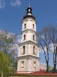 Пинск, монастырь францисканцев:  колокольня, 1817 г…