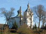 Плиса (Глубок. р-н), церковь св. Параскевы Пятницы, 1887 г.