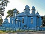 Плотница, церковь Покровская (дерев.), 1781 г…