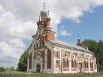 Победа (Шумил. р-н), церковь Успенская, 1906 г.