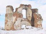 Почаевичи, церковь Покровская /сохр. частично/, 2-я пол. XVIII в.