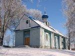 Полберег, церковь Рождества Богородицы, 1839 г.