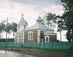 Полочаны, церковь Рождества Богородицы, 1866 г.