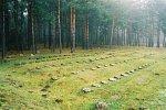 Полятичи, кладбище солдат 1-й мировой войны, 1915-16 гг.