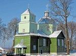 Порплище, церковь Спасо-Преображенская (дерев.), 1627 г…