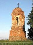Радогоща, фамильное кладбище: часовня-надмогилье Карповича, XIX в.