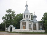 Раковичи (Щучин. р-н), церковь Рождества Богородицы, 2-я пол. XIX в.?