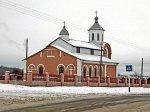 Рожанка, церковь св. Николая (бывш. синагога), нач. XX в., 2000-е гг.