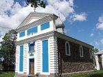 Самуйловичи Дольные, церковь св. Николая, 1801 г.
