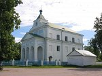 Щорсы, церковь св. Дмитрия Солунского, 1770-76 гг.