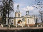 Щучин, церковь св. Михаила Архангела, 1865 г.