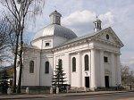 Щучин, монастырь пиаров:  костел св. Терезы, 1826-28 гг.