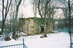 Селец (Логой. р-н), церковь (дерев.; руины), XIX в.?