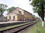 Шумилино, железнодорожная станция, 1-я пол. XX в.