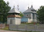 Синкевичи, церковь св. Георгия (дерев.), кон. XVII-нач. XVIII вв…