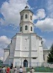 Слоним, монастырь бернардинцев:  собор Троицкий, 1639-45 гг.