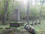 Слоним, кладбище татарское: могилы солдат 1-мировой войны, 1915 г.
