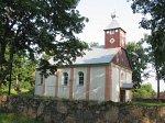 Словатичи, церковь св. Георгия, около 1788 г.