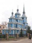Слуцк, собор св. Михаила Архангела (дерев.), XVIII в.