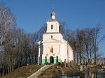 Снов, церковь св. Козьмы и Демьяна, 1836 г.