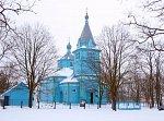 Столин, церковь Вознесенская (дерев.), 1938 г.